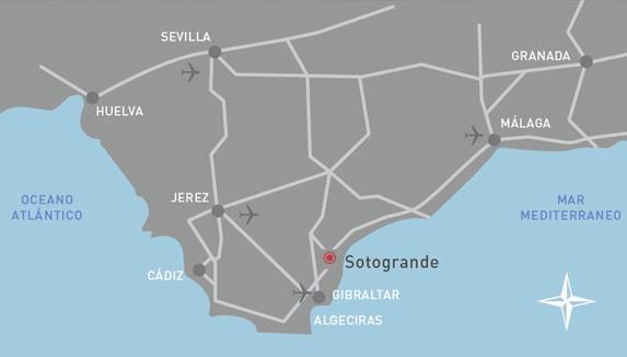 Carreteras y aeropuertos
