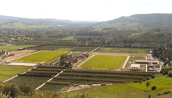 Dos Lunas Valley